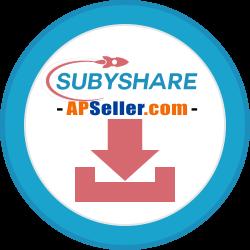 SubyShare 帐号 升级码 卡密 高级会员