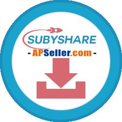 SubyShare高级帐号激活码