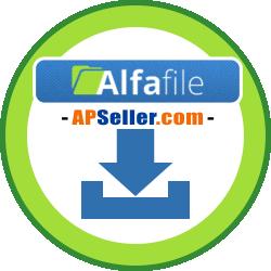 AlfaFile高级帐号激活码