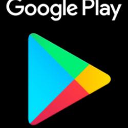 Google Play 礼品卡 (香港账户)