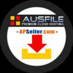 AusFile 高级帐号 激活码 卡密 白金会员 - 客户购买专页 (代购)
