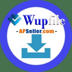 WupFile高级帐号激活码